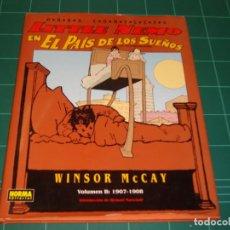 Cómics: OBRA COMPLETA LITTLE NEMO EN EL PAIS DE LOS SUEÑOS . Lote 141779358