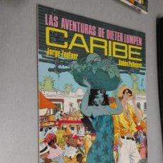 Cómics: LAS AVENTURAS DE DIETER LUMPEN: CARIBE / ZENTNER - PELLEJERO / CIMO EXTRA COLOR Nº 65 / NORMA. Lote 141810026