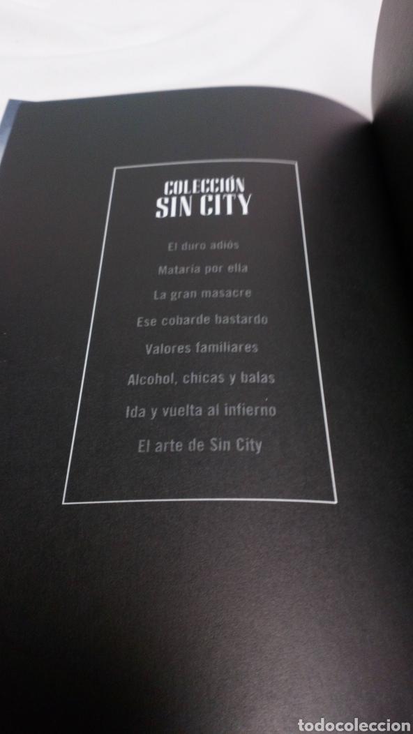 Cómics: Sin city n 4. El cobarde bastardo. Ed 2005. Como nuevo - Foto 2 - 142203849