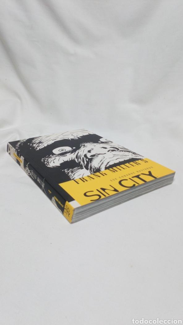 Cómics: Sin city n 4. El cobarde bastardo. Ed 2005. Como nuevo - Foto 3 - 142203849