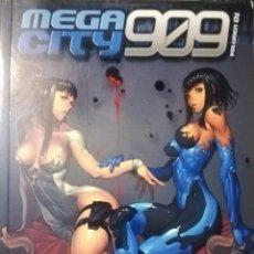 Cómics: MEGA CITY 909. Lote 142277890