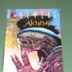 Cómics: ALIENS ALCHEMY (RICHARD CORBEN / NORMA). Lote 142314782