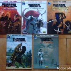 Cómics: THORGAL LOTE TOMO 1 2 3 4 5 6 7 8 9 Y 10 DE ROSINSKI Y VAN HAMME - NORMA COLECCION PANDORA. Lote 142360938