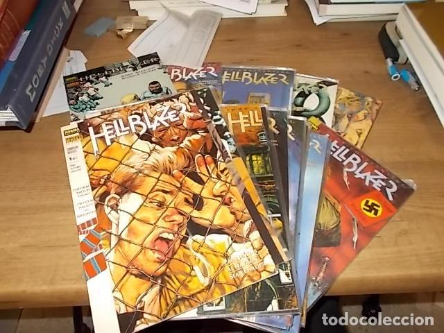 IMPRESIONANTE LOTE DE COMICS DE HELLBLAZER.JOHN CONSTANTINE. NORMA EDITORIAL. VERTIGO DC COMICS. (Tebeos y Comics - Norma - Comic USA)