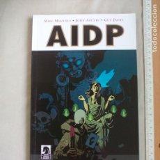 Comics : AIDP. 11. LA DIOSA NEGRA. MIKE MIGNOLA JOHN ARCUDI, GUY DAVIS. NORMA EDITORIAL. COMIC. Lote 142729370