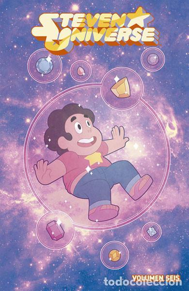 CÓMICS. STEVEN UNIVERSE 6 - MELANIE GILLMAN/FARINA/WHITNEY COGAR (Tebeos y Comics - Norma - Comic USA)