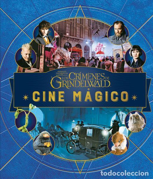 CÓMICS. J.K. ROWLING'S WIZARDING WORLD. CINE MÁGICO 4. ANIMALES FANTÁSTICOS. LOS CRÍMENES DE GRIND (Tebeos y Comics - Norma - Comic USA)