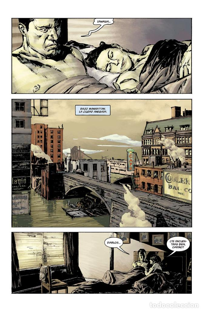 Cómics: Cómics. JOE GOLEM DETECTIVE DE LO OCULTO 2. LA OSCURIDAD EXTERIOR - Mignola/Golden/Reynolds/Stewart - Foto 6 - 143053290