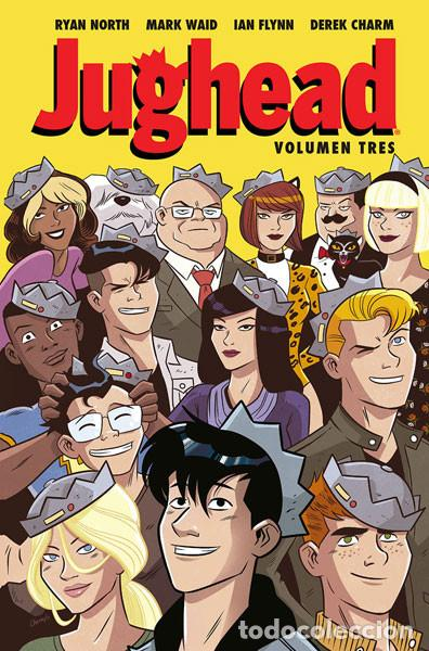 CÓMICS. JUGHEAD 3 - RYAN NORTH/MARK WAID/IAN FLYNN/DEREK CHARM (CARTONÉ) (Tebeos y Comics - Norma - Comic USA)