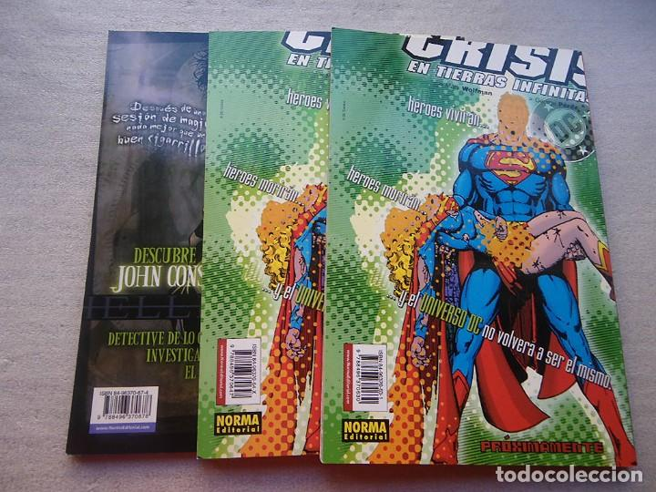 Cómics: SUPERMAN LEGADO 3 TOMOS COMPLETA NORMA 2004(DESC.55%) - Foto 8 - 143057198