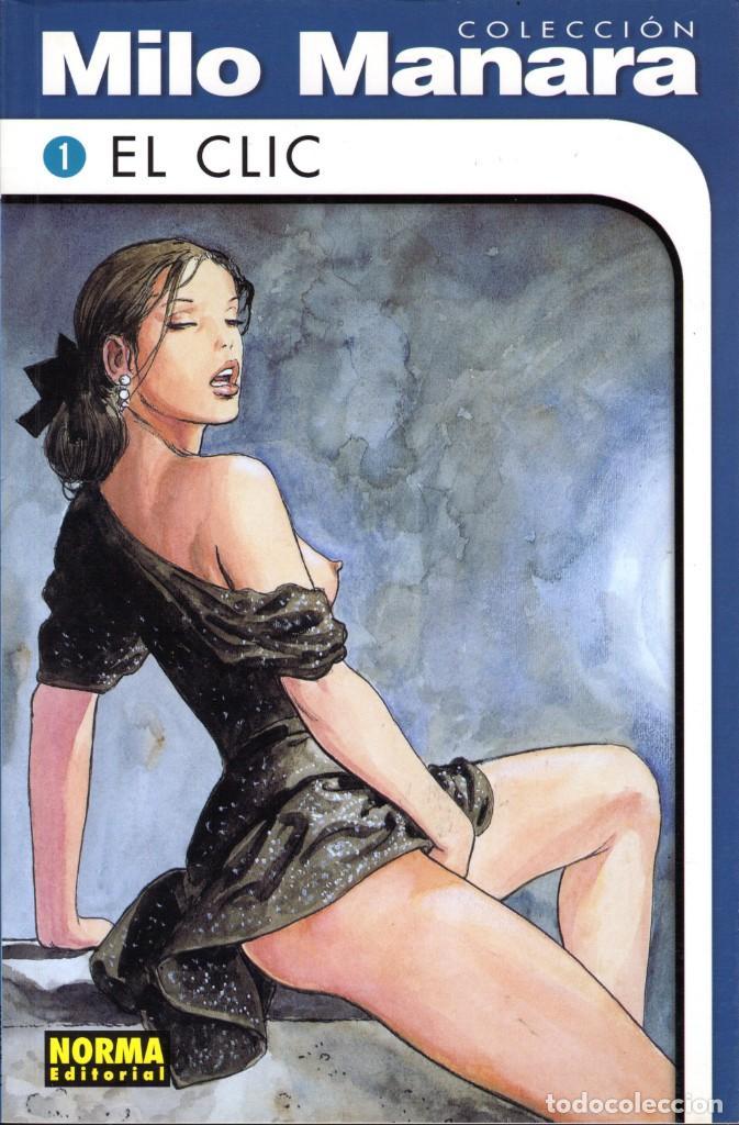 COLECCIÓN MILO MANARA 1 AL 33 (Tebeos y Comics - Norma - Comic Europeo)