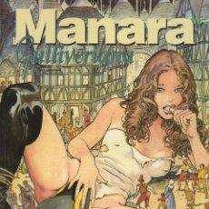 Cómics: MILO MANARA. GULLIVERIANA. COLECCION MANARA Nº 7. AÑO 1996, 1ª EDICION. Lote 143149906