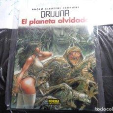 Cómics: DRUUNA EL PLANETA OLVIDADO NORMA EDITORIAL . Lote 143206710