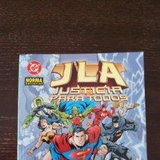 Cómics: JLA: JUSTICIA PARA TODOS (TOMO ÚNICO). Lote 143280022