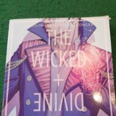 Cómics: THE WICKED + THE DIVINE 2 - FANDEMÓNIUM - GILLEN MCKELVIE WILSON COWLES. Lote 143384934