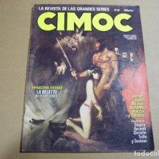 Cómics: CIMOC N. 36 NORMA. FEBRERO 1984. Lote 143540222