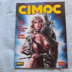 Cómics: CIMOC Nº 125. NORMA. Lote 143822010