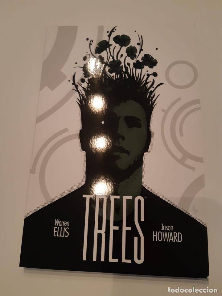TREES, TOMO 1, WARREN ELLIS / JASON HOWARD (Tebeos y Comics - Norma - Comic USA)