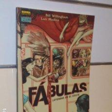 Cómics: FABULAS LEYENDAS EN EL EXILIO COLECCION VERTIGO Nº 237 - NORMA OFERTA. Lote 144035702