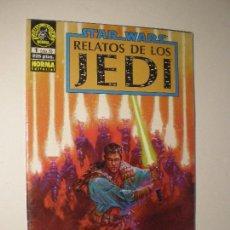 Cómics: STAR WARS - RELATOS DE LOS JEDI - Nº1 - NORMA 1994 // TOM VEITCH C. GOSSET // GUERRA DE LAS GALAXIAS. Lote 144195030