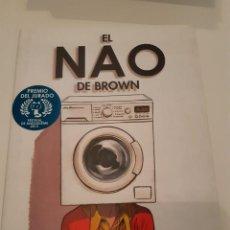 Cómics: EL NAO DE BROWN, GLYN DILLON. Lote 144245798