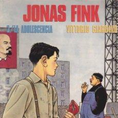 Cómics: COMIC COLECCION CIMOC EXTRA COLOR JONAS FINK LA ADOLESCENCIA. Lote 144314606