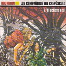 Cómics: COMIC COLECCION CIMOC EXTRA COLOR LOS COMPAÑEROS DEL CREPUSCULO 2 EL ECLIPSE AZUL. Lote 144314702
