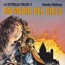 Cómics: 2 COMICS COLECCION CIMOC EXTRA COLOR LA ESTRELLA POLAR COMPLETA. Lote 144314886