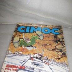 Cómics: TEBEO CIMOC Nº 46. DICIEMBRE DE 1984. Lote 144571250