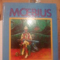 Comics: MOEBIUS - EL GARAJE HERMETICO. Lote 216470417