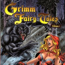 Comics - Grimm Fairy Tales 1 y 2 completa - Joe Tyler·Ralph Tedesco - Made in Hell 69 y 84 - 145236478