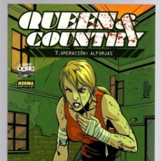Comics - QUEEN & COUNTRY. Nº 7. OPERACION ALFORJAS. GREG RUCKA - MIKE NORTON - STEVE ROLSTON. AÑO 2007. - 145334482