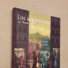 Cómics: LOS EQUINOCCIOS, CYRIL PEDROSA. Lote 145347750