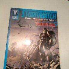 Cómics: STORMWATCH WORLD'S END NºS 4 Y 5 - 2 TOMOS. Lote 145368078