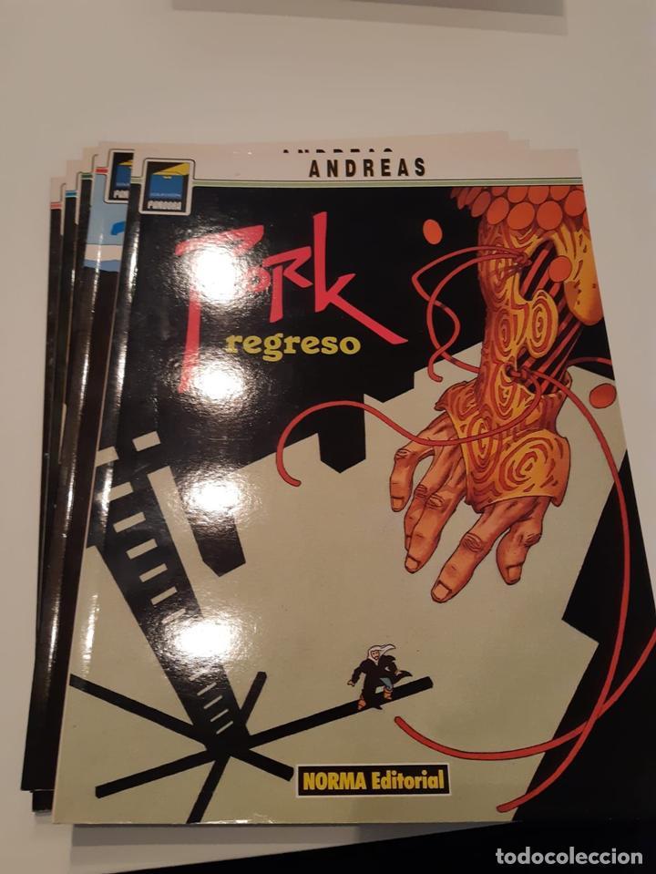 RORK 1-5 (COMPLETA), ANDREAS (COLECCIÓN PANDORA) (Tebeos y Comics - Norma - Comic Europeo)