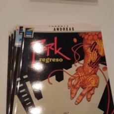 Cómics: RORK 1-5 (COMPLETA), ANDREAS (COLECCIÓN PANDORA). Lote 145438198