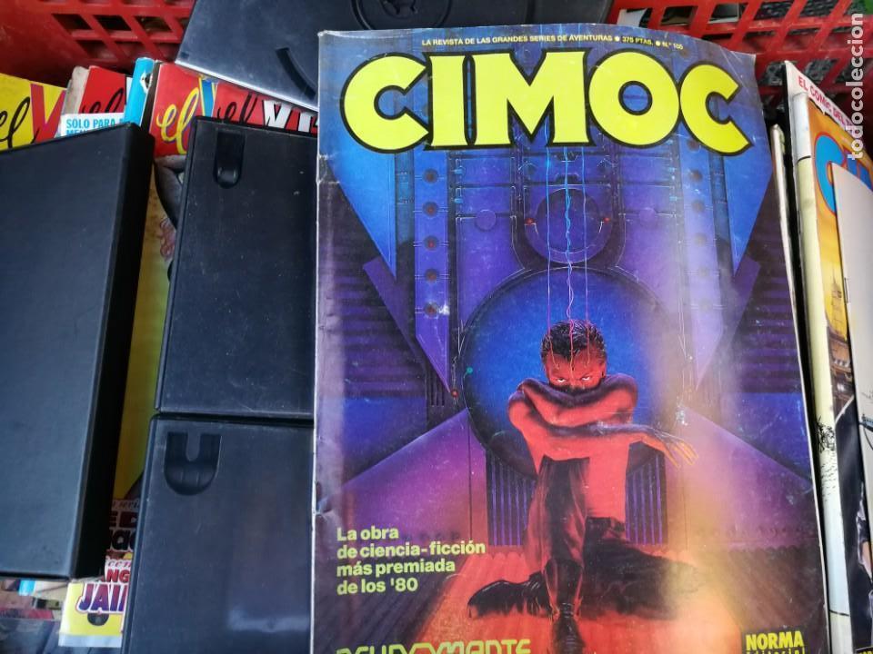 CIMOC Nº 105 (Tebeos y Comics - Norma - Cimoc)