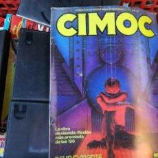 Cómics: CIMOC Nº 105. Lote 145480614