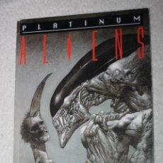 Cómics: ALIENS PLATINUM ( COLECCION MADE IN USA Nº 18) DE TONI AKINS, JOHN ARCUDY, SIMON BISLEY Y OTROS..... Lote 145563358
