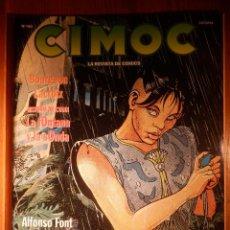 Cómics: COMIC - CIMOC Nº 148 - NORMA EDITORIAL. Lote 145725886