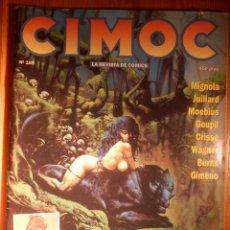 Cómics: COMIC - CIMOC Nº 169 - NORMA EDITORIAL. Lote 151403438