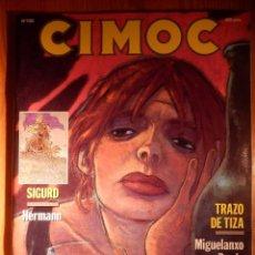 Cómics: COMIC - CIMOC Nº 138 - NORMA EDITORIAL. Lote 145726270