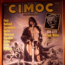 Cómics: COMIC - CIMOC Nº 143 - NORMA EDITORIAL. Lote 145727142