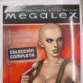 Lote 145728650: COLECCION COMPLETA MEGALEX - TRES TOMOS CON ESTUCHE - MUY BUEN ESTADO - NORMA EDITORIAL