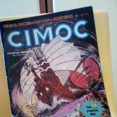 Cómics: CIMOC N°7. Lote 145804162