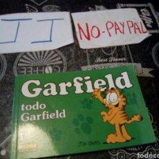 Cómics: TODO GARFIELD 1 NORMA EDITORIAL. Lote 145829634