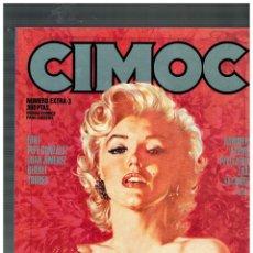 Cómics: CIMOC NÚMERO EXTRA -3. ESPECIAL EROTISMO. Lote 260756975