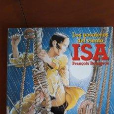 Cómics: LOS PASAJEROS DEL VIENTO (FRANÇOIS BOURGEON) - COMPLETA, 5 TOMOS CIMOC EXTRA COLOR. Lote 146103426
