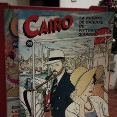 Cómics: CAIRO NUMEROS 39 Y 40. Lote 146143014