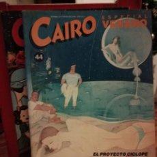 Cómics: CAIRO NUMEROS 44 Y 45. Lote 146143390